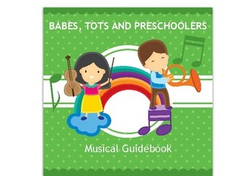 Preschool Music Book II, Winter and Weather Based Activities