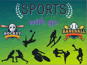FREE ESL Sports with GO. Video Lesson