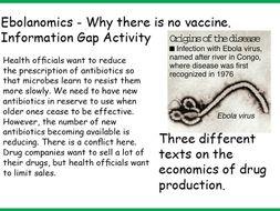 Ebolanomics