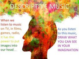Descriptive Music