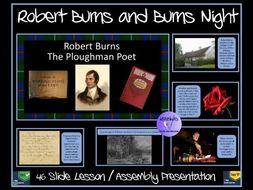 Robert Burns: Burns Night