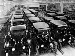 henry ford model t production