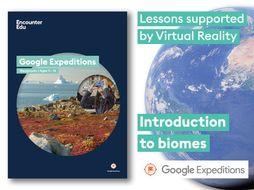 Biomes & Ecosystems #GoogleExpeditions