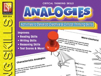 Analogies: Critical Thinking Skills