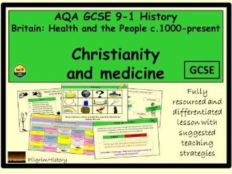 Christianity and medicine