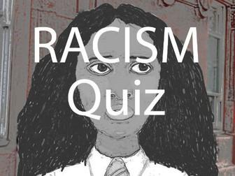 Racism Quiz (UK)