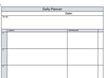 teacher planner pages by bubbleresources teaching resources tes