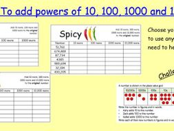 Place Value (whole unit pack)