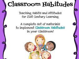 Classroom Habitudes Teacher Guide