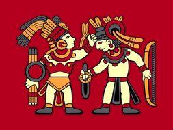 Mesoamérica La cultura Lectura ~ Aztec, Maya, Inca Reading