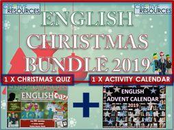 english christmas quiz advent calendar 2019 by. Black Bedroom Furniture Sets. Home Design Ideas