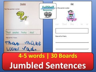Basic Sentences KS1