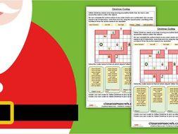 Christmas KS2 Computing Coding Activity