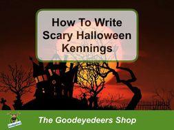 How To Write Halloween Kennings