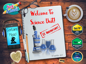 Science - An Introductory Unit