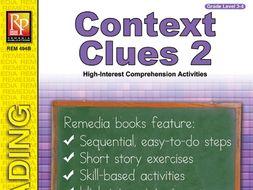 Context Clues (Grades 3-4)