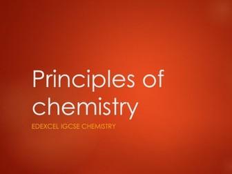 Chemistry Edexcel IGCSE PowerPoints - Principles of chemistry