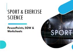 BTEC Level 2 Sport: Performer In Action (Full unit with PowerPoint, worksheets & Unit Plan)