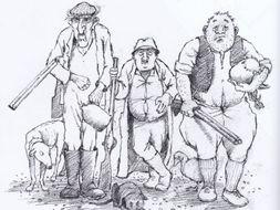 Fantastic Mr Fox: Chapter 1 Lesson - Describing The Farmers