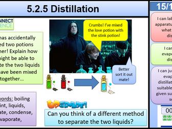 5.2.5 Distillation AQA Activate KS3