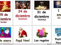 Navidad en Espana - flashcards