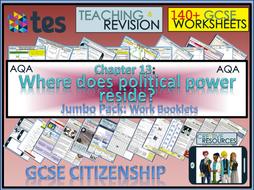 AQA GCSE Citizenship Revision