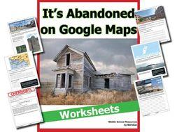 It's Abandoned on Google Maps