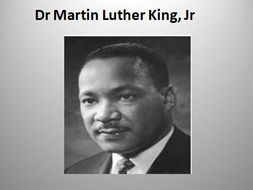Great Lives: Dr Martin Luther King