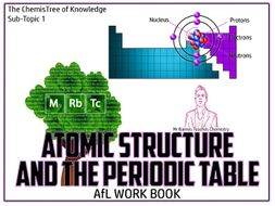 GCSE Chemistry 1-9: Atomic Structure & The Periodic Table AfL Book