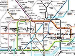 London Underground Lesson | KS1/KS2/KS3