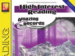 Amazing Records: High-Interest Reading