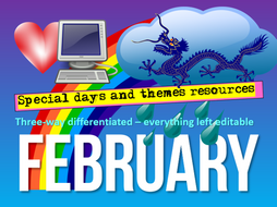 February Special Days