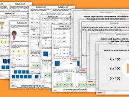 Year 3/4 Mixed Age Autumn Block 3 Step 2 Lesson Pack