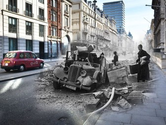 History / Topic: How London has changed since World War 2