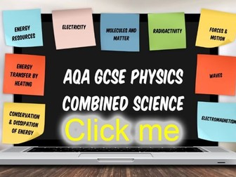 Combined Science Physics revision prezi AQA GCSE