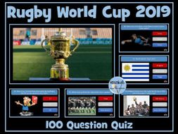 Rugby World Cup Quiz