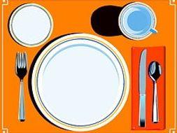 German Reading: In the Restaurant ~ Im Restaurant