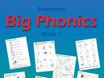 BIG PHONICS BOOK 1