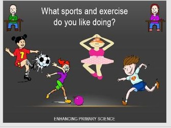 STAYING HEALTHY (EXERCISE) - ANIMALS INCLUDING HUMANS