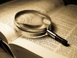 Latin Dictionary Skills Activity