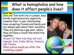 LGBT: homophobia RSE