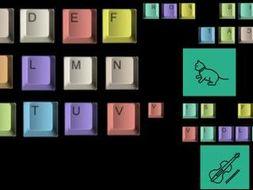 Alphabet Keyboard PPT