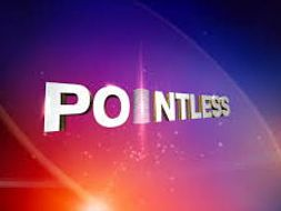 """Pointless (I've called it """"sin sentido"""" with my groups) template"""