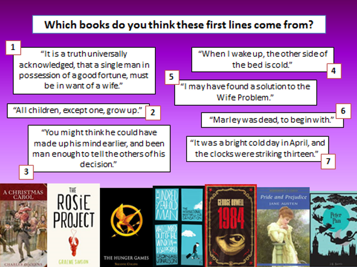 ks4 creative writing sow