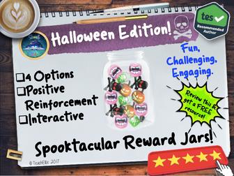 Halloween: Halloween  Reward Jars