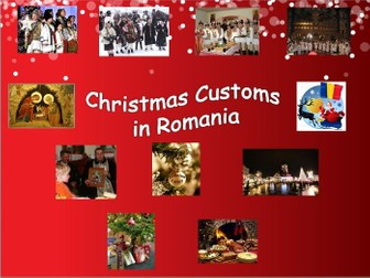 Christmas Customs in Romania