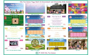 US-Government-and-Citizenship-Piggy-Bank-English-Interactive-PowerPoint-Game.pptm