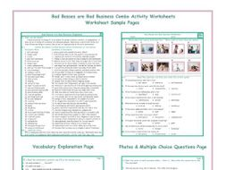 Bad Bosses are Bad Business Combo Activity Worksheets