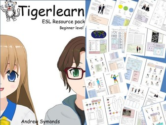 ESL/EAL resource pack for English teachers.