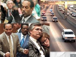 O.J. Simpson Cases, Compare Contrast Criminal v Civil Law + Quiz + Flashcards